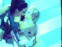 Jayden Jaymes and Kelly Lesbian Lickin