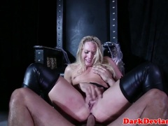 Submissive AJ Applegate fucked hard
