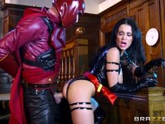 Erika fait du troc sexuel porn video