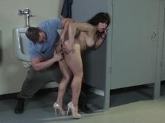 The Job Sn 5 Mia Li gets shafted to the balls