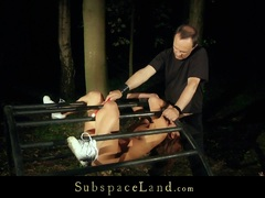 Bondage dominance for teen being too horny