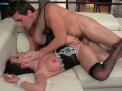 Rough fucking for Veronica Avluv