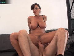 Advise you Lisa ann pussy solo join
