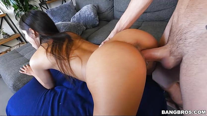 Katya Rodriguez Takes A Pounding