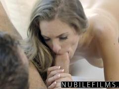 NubileFilms Big Dick Fucks Kimmy Granger Raw