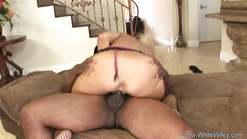Interracial Anal Sex Fantasy