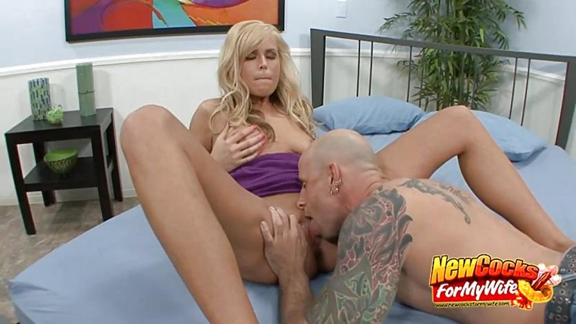 Kinky Darcy Taylor Wants New Cocks