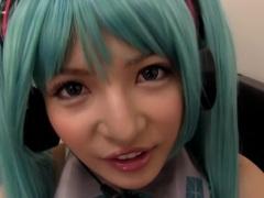Crazy Japanese chick Kiritani Yuria in Best JAV censored Fetish, Big Tits movie