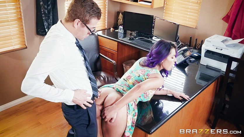 Horny Yurizan Beltran banged in the ass