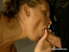 Private.com Michelle Wild and Mandy Bright double penetration