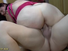 Aire fresco bbw fucks herself - 3 part 6