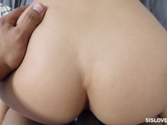 My step sister gives amazing blowjobs