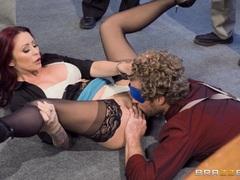 Monique Alexander anale seks