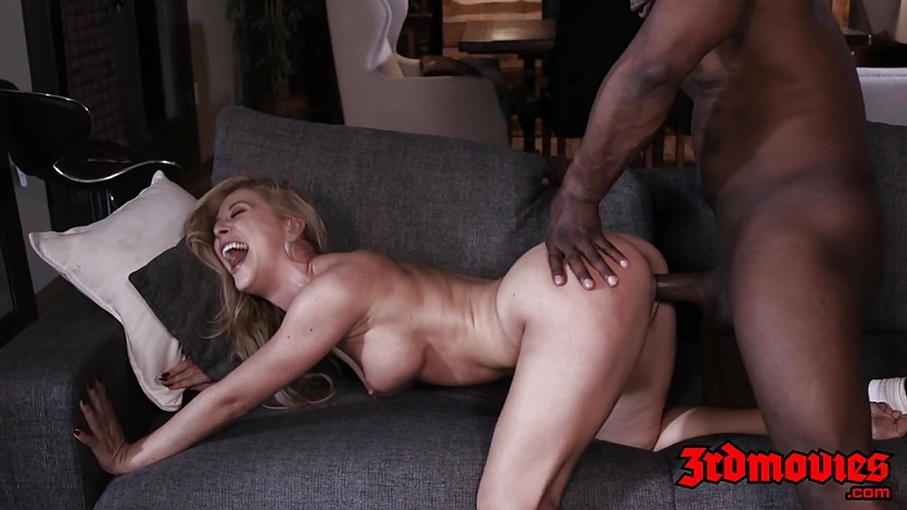 Sexy MILF Cherie DeVille Getting Banged Hard