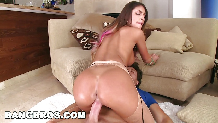 August Ames In Sexy Gloves And Shoes Fucking Huge Cock Nubile Films 1