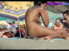 Nude Beach Compilation Voyeur Video