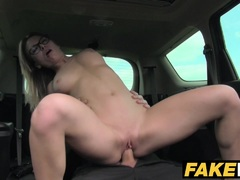 Fake Cop Unregistered driver creampied by mean cop
