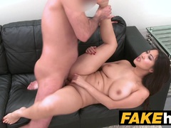 Big boobs Asian wants hard fuck