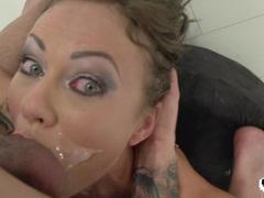 Sexy rough sex with babe Tina Kay