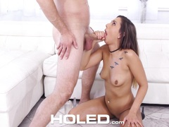 HOLED Asshole stretched out with anal craving girls