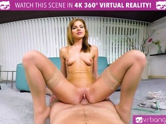Kinky redhead Take a big dick and likes it