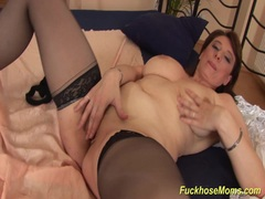 Hot stepmoms first porn video