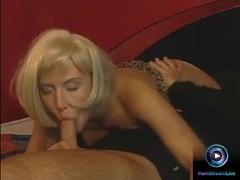 Sexy Sandra Iron gets anal pleasured