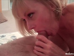 Making Horny Granny Crazy For Sex Part 2
