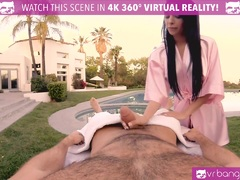 VR PORN JACKIE WOOD FUCK MASSAGE SESSION WITH HAPPY ENDING