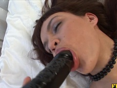 Cute Tina Weiss Gets Double Penetrated