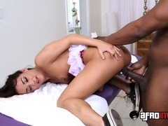 Sexy Amara Romani Getting Hammered