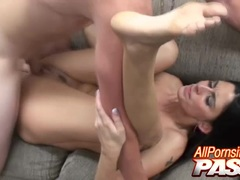 Cute Nikki Daniels Gets Fucked And Jizzed On