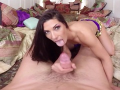 VR PORN Hot Moroccan beauty pleasure's your dick