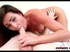 Hot deepthroat bj with Helena Price