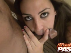 Sexy Kitty Duval Fucked And Facialed