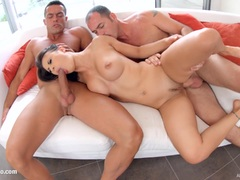 Gonzo dripping creampie with Billie Star by All Internal