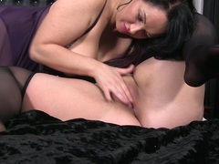 Cute Devon And Sarah Lesbian Fun