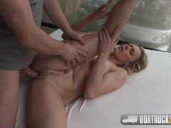 Sexy Brittany Bardot Forgets about her Boyfriend