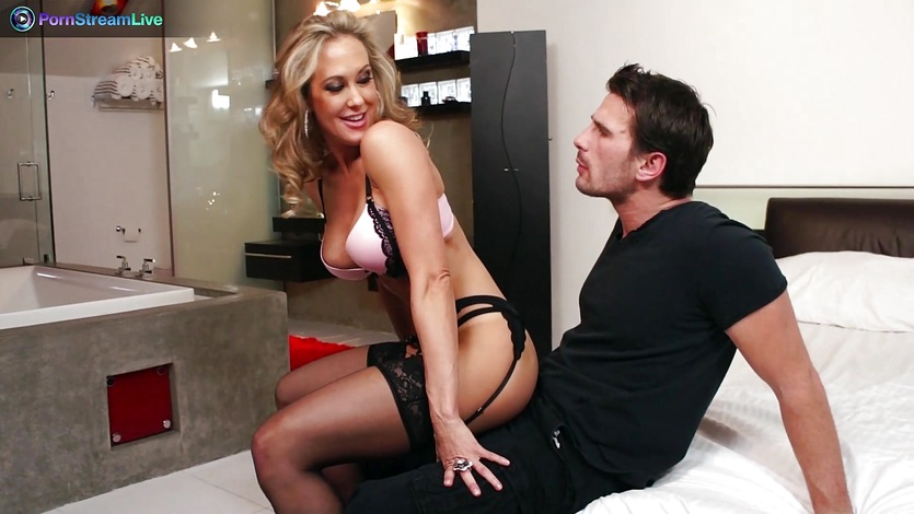 Brandi Love Interracial Milf