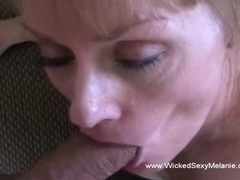 Doggy Style and Blowjob With Amateur Granny