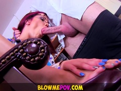Kinky Dirty Secretary Seduces her boss