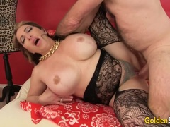 Savannah Jane Fucked by a Fat Cock