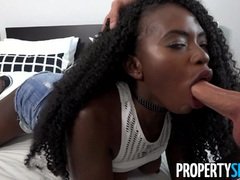 Cheating on Girlfriend With Ebony Noemie Bliss
