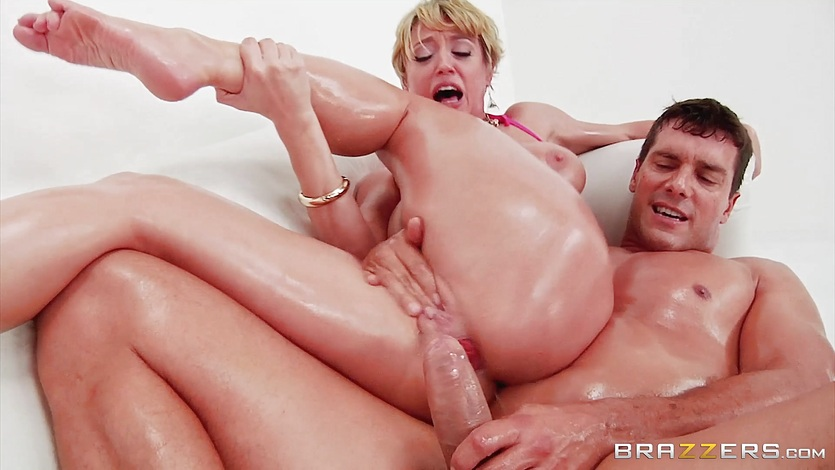 Mature Stepmom Son Creampie