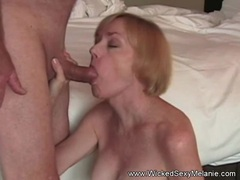 Sexy Grandma Loves To Suck Cock
