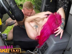 Hot Busty squirting babe fucked and facial