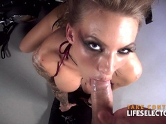 Hottie Julez Ventura Blowjob Queen