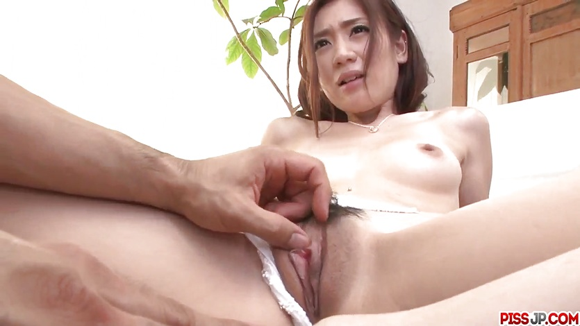 Kaori maeda gives head before having her bush demolished 5