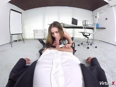 Babe Elle Rose POV fucked