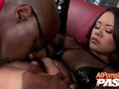 Annie Cruz Big Cock Sucking Session